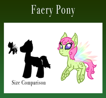 Eponia Faery Pony by The-Clockwork-Crow