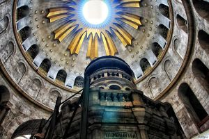 Holy Sepulcher by Bobbyus