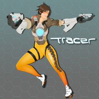Tracer by JeyraBlue