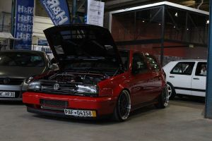 VW Golf mk3 by SliQz