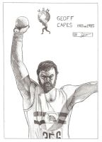 Geoff Capes by DredFunn