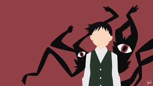 Pride (Fullmetal Alchemist) Minimalist Wallpaper by greenmapple17