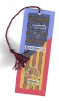 Ravendor Bookmark by llteaniebeanie