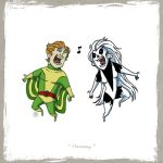Little Friends - Banshee and Silver Banshee by darrenrawlings