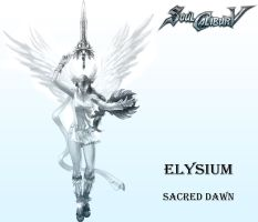 Soul Calibur V Elysium Image by CaliburWarrior