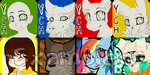 [YCH]__Icons__::OPEN:: by knucklesOrigins