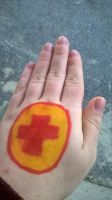 Tf2 Medic Other Hand Tattoo by PsychoScoutAndMedic