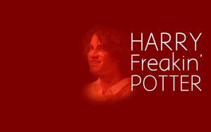 Harry Freakin' Potter by aliceismadness