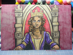 Queen Guinevere by ggns