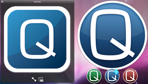 QuickShareIt Icons by Thvg