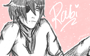 Just Rabi by cryssylikewhoa