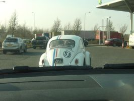 Hello, Herbie by qwertypictures