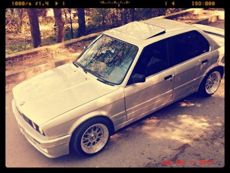 My Car Update.. Bmw E30 by srkn