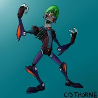 Dr Nefarious by CDThorne