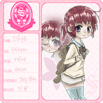 Strawberry Madens RP Application: SAIYA by yanderedesu