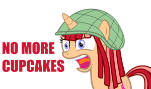 Anti-Cupcakes Campaign by JubilationTree