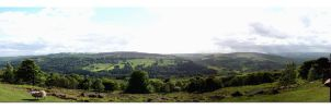 Bolehill - Panoramic by unclejuice