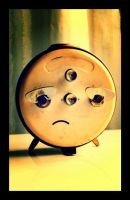 Sad alarmclock is sad by Arthaniel82
