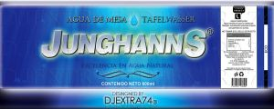 Junghanns Water Label by GainaxKoRn