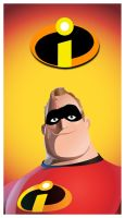 Mr Incredible by reiva00