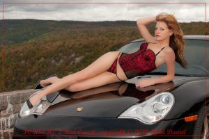 Porsche 2 Red Corset 119 by BoldDaniel