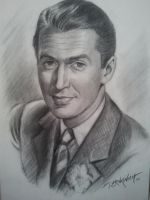Jimmy Stewart by casey62