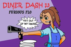 Diner Dash 13 by AVRICCI