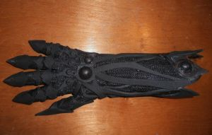 0.1-Witchblade  gauntlet by LadyCerbero