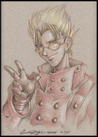 Vash for Johnny by straya