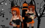 Happy Halloween by ng9