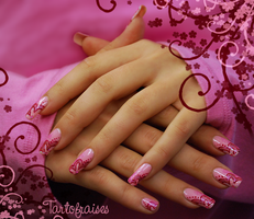 pink pink and always pink by Tartofraises