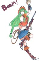Bisca by BarsOrigami
