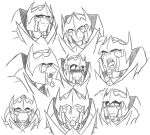 Raider: Expressions by Autobot-Windracer