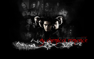 My Chem wallpaper 012 by saygreenday