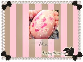 How to make temari's shugo chara egg by LunarFoxDesigns