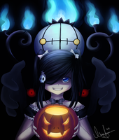 Trick or Treat ? by lunatic-neko
