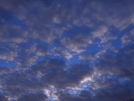 Cluster of Clouds by willow1894