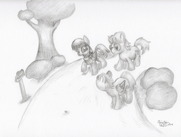 NATG 2012 Day 5 - Almost Home by KuroiTsubasaTenshi