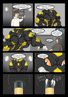 A titan was born - the story of Rex (page 10) by Spere94