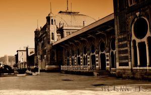 Central Train Station by Hermetic-Wings
