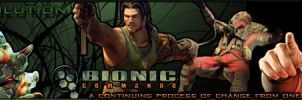 Bionic Commando signature by eXticey