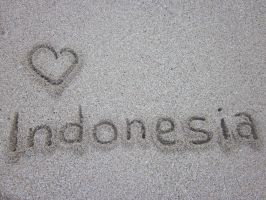 love Indonesia by wahyoepoetras
