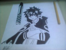 Gray Fullbuster by Panzadetaco