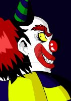 Evil Clown. by LumpySpacePrincess11