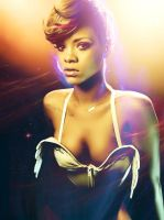 Rihanna light by ultimateboss