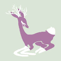 100 Themes - Deer Adopt - Adopted by Feralx1