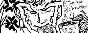 in the miiverse - not is a breakfast by zoesaday