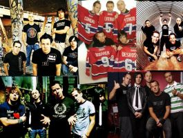 Simple Plan Collage by PrettyInPunk16