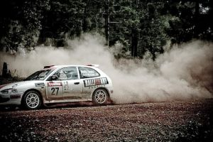 Classic Rally Shot by Mitchography