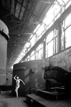 Bethlehem Steel Nude 8 by catphrodite